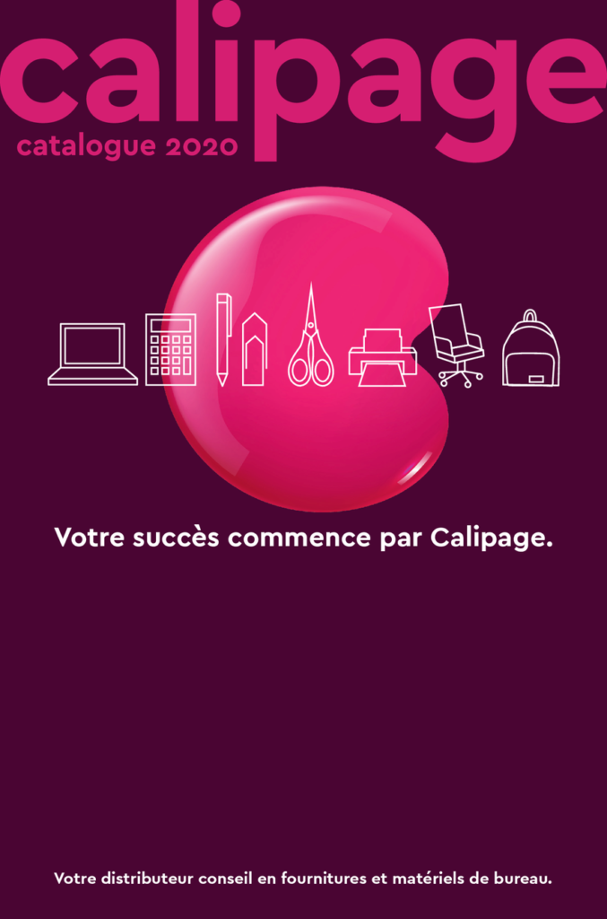 Catalogue Calipage 2020
